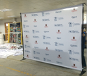 Promotional Backdrop Stand