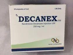 Decanex 250 Injection