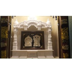 Marble Temple Hand Crafted Intricate