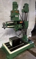 MMT Brand Single Column All Geared Auto Feed Radial Drill Machine
