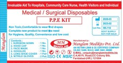 Manglam PPE Kit Coverall