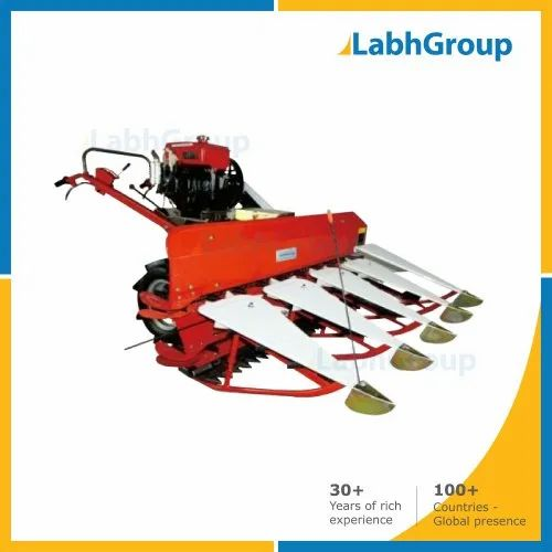 Power Operated Crop Harvester Machine For Farming