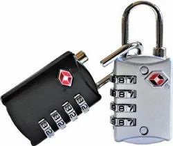 TSA Combination Luggage Lock, Packaging Size: 1 - 2 Pieces, Brass