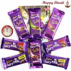 Cadbury dair milk chocolate