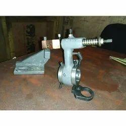 Traub Machine Stopper and Center Attachment