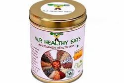 Indian Organic 17 Multigrain Health Mix, Packaging Type: Airtight Steel Container, Packaging Size: 500 Grams