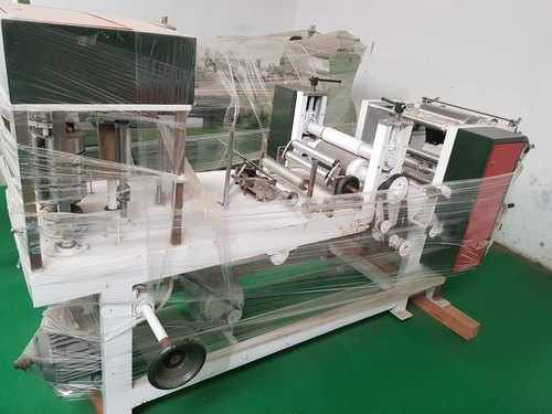 Tissue Paper Making Machine.