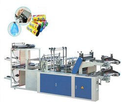 Rzm Fully Automatic Garbage Plastic Bag Machine