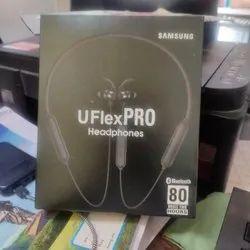 Bluetooth Black Samsung Uflex Pro headphone