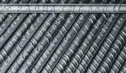Stainless Steel 8mm Radha 550 TMT Bars, 18 meter