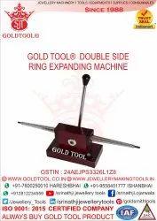Gold Tool 2 in 1 Ring Stretcher Machine