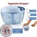 Large Vegetable Chopper with 3 Blades