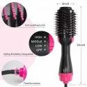 One Step Hair Dryer Comb