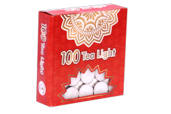 Tea Light Wax Candle - 50pcs