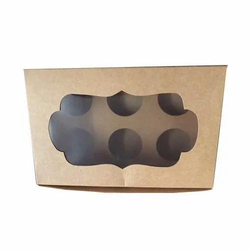 Window Pastry Box