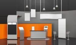 Stalls & Booth Designing (3D)