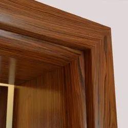 Dormak Brown Laminated Door Frames, For Home