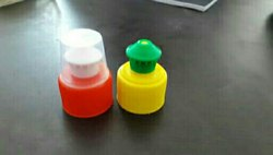 Pull-Push Caps Plastic Pull push cap 28mm