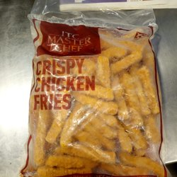 CRISPY CHICKEN FRIES, Packaging Size: 1KG