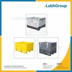 Palletized Plastic Box