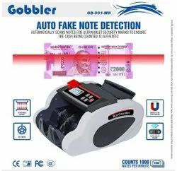 LCD Fully Automatic Gobbler Note Counting Machine, For Bank, Model Name/Number: LT100