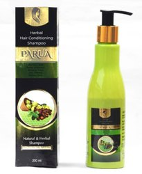 Parua Natural And Herbal Hair Conditioning Shampoo