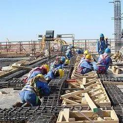 Company Industrial Area Civil Construction Contract Service