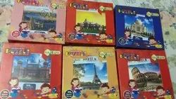 Assorted Puzzle For Kids