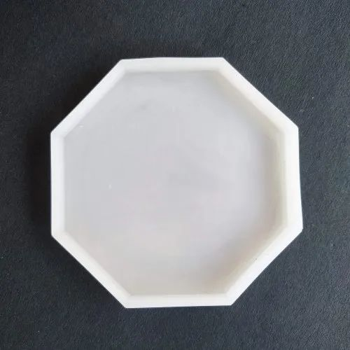 Off White Epoxy Octagon Coaster Silicone Resin Molds For Resin Art, Size: 4  Inch Width X 4 Inch Height, Capacity: 8.8 Depth, Rs 200 /piece | ID:  22615048097