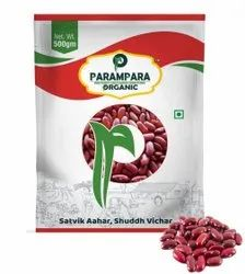 Kidney Beans Red (Red Rajma), Packaging Size: 500g, Pouch
