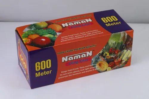 PVC Cling Film 600mtr