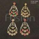 Traditional Chandbali Earrings