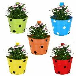 CII-886 Plastic Flower Pot