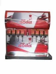 SS Soda Sharbat Machine