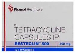 Resteclin 500 Capsule