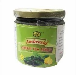 Ambrosia Honey with Green Tea, Packaging Type: Glass Jar, Packaging Size: 300 Gm