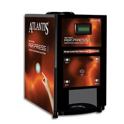 Atlantis Cafe Plus Touchless Tea And Coffee Vending Machine 3 Beverage Option