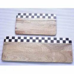 CII-561 Serving Wooden Platter