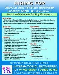 Temporary Recruitment Service