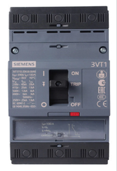 Four Pole 100A Siemens 3VT1710 MCCB