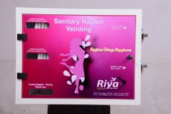 Riya Napkin Vending Machine