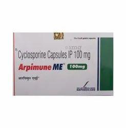 Arpimune Me 100mg Capsule