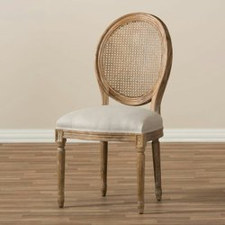 Craftico India Brown Traditional Wood Dining Chair, For Home, Size: H34* W20* D18 Inch