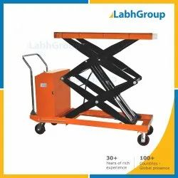 Electric Lift Tables With Wheel