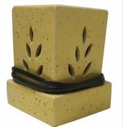 Ceramic Shri Arogyam Electric Aroma Kapoor Table Diffuser
