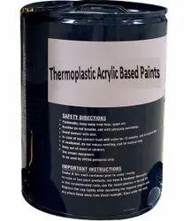 Thermoplastic Acrylic Based Paints