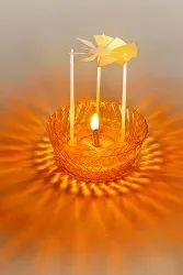 Sai Suraj ( Self Rotation Reflection Diya)