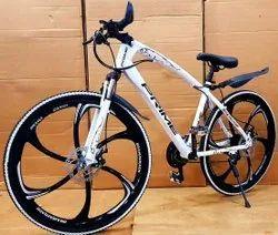 Jaguar Frame White MTB Cycle
