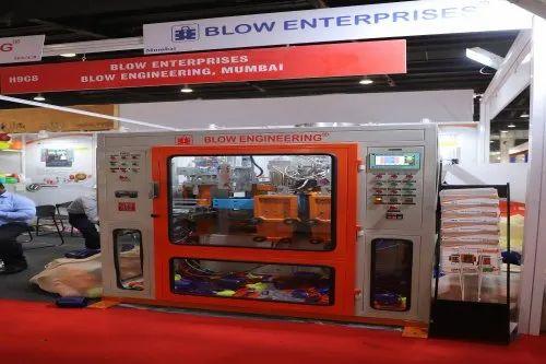 Biodegradable Plastic Blow Molding Machine