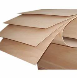 Brown Flexible Plywood, For Furniture, Thickness: 6mm